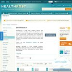 20% off BioBalance at Healthpost