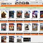 $2.50-$3.95 PC Games, Kane & Lynch 2, Orcs Must Die!, Risen 2, Hard Reset + More @ Evatech