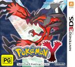 Pokemon Y Preowned EB Games $36