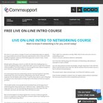 FREE: Intro to Cisco Networking Course (Live on Sunday)