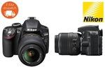 Nikon DSLR D3200 Camera with 18-55mm VR Lens for $399 Delivered @ Groupon after 15% off