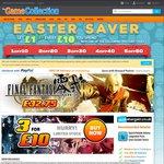 The Game Collection, £2 off £20, £3 off £30 - Eg. Smash Bros Wii U $52, Splatoon $44 delivered