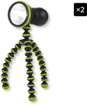 2x JOBY GorillaTorch 100 Hands-Free LED Flashlight $9.99 Delivered @ Catch Of The Day [via App]