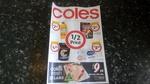 Coles 12/8: Connoisseur 1L $4.84, M&M's $2.12, Sorbent 8pk Toil Paper $3.50, Grainwaves $1.84, Optus $30 SIM $5*