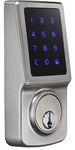 $80.10 Touch Screen Digital Deadbolt Door Lock @ Masters Home Improvement