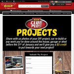 Supercheap Auto - Share Picture of DIY Project to Get $5 Credit (Club Plus Members)
