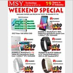 OCZ 120/240/480GB SSD $62/$98/$184, Huawei Talkband B2 $114 + More @ MSY