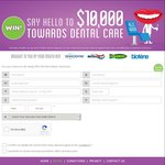 Win 1 of 4x $10,000 EFTPOS Cards (Enter Daily)