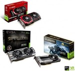 Leadtek, MSI, EVGA Nvidia GeForce GTX 1070 8GB GDDR5 $575.20 (3 to Choose from) @ Futu Online (Group Buy eBay)
