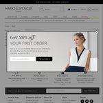 The Marks & Spencer Sale - UP TO 50% OFF ON SELECTED ITEMS & Free Shipping on Orders over $100