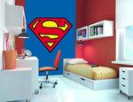 Superman Giant Deco Wallpaper $19 (RRP $65) @ Peter's of Kensington