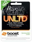 Boost Mobile $40 Prepaid Starter Kit (Expiry 9/12): $10 + Free Shipping or Pickup Vic Gardens S/C @ VgPhones