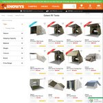 Oztent RV Tents (5 Models) from $739 + Free Delivery to Most of Australia + More Deals @ Snowys