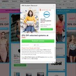 15% Student Discount at Dell Australia Via UNiDAYS - for Inspiron and XPS Systems Only