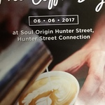 Free Coffee 6/6 @ Soul Origin (Hunter Street, NSW)