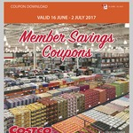 2x Nutella 1kg $13.99, 960 Johnson Baby Wipes $24.98 + More @ Costco *Membership Required