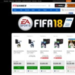[XB1/PS4] Trade any 2 PS4/XB1/Switch Titles to Buy FIFA 18 Ronaldo Edition for $79 @ EB Games
