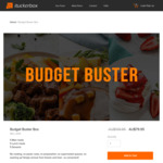 """$79.95 for 5 Lunches+5 Dinners+5 Desserts ~ $5-7 Per """"Meal"""" or ~ $16 for Lunch+Dinner @ Ituckerbox.com.au (Potentially VIC Only)"""