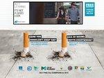 Free Pocket Ashtray For Smokers