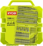 Ryobi 130 Piece Drilling and Driving Set, 127 Piece Drilling and Driving Set, 145 Piece Driving Set - $19.98 each @ Bunnings