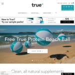 15% off Sitewide @ True Protein