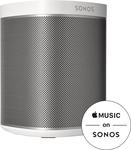 Sonos Play 1 Wireless Speakers $209 , Play 3 $349 @ West Coast HiFi