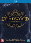Deadwood Complete Series Blu-Ray $18.99, Tim Burton 8-Film Collection Blu-Ray $25.33 & More + Flat $1.64 Delivery @ Zavvi
