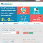 66.67% cPanel WordPress Hosting (10GB Disk/5 Addons - $12/Yr, 20GB/10 $22/Yr, 30GB/15 $34/Yr) at Hostmate