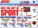 Amart All Sports 20% off Everything This Weekend Only (for The Second Time) Online and Instore