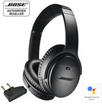 BOSE QC35 II Noise Cancelling Headphones Black + Airline Adapter $347.20 + $7.60 Shipping or $6.60 C&C @Instyle HiFi Online eBay