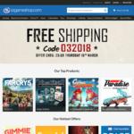 Free Shipping @ OzGameShop