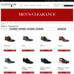 Florsheim Clearance - eg. Shoes $49.80, Were $159.95