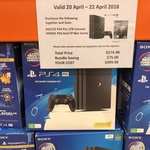 PS4 Pro + God of War Bundle $499.98 @ Costco (Membership Required)