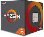 Ryzen 5 2600 $239 (Was $279) Click and Collect (VIC) @ PC Case Gear