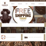 Haigh's Chocolates Free Shipping today (7/7) for orders over $25
