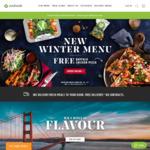 Youfoodz 2 Free Meals with Minimum Spend $49.90 + Free Buffalo Chicken Pizza