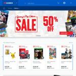 EB Games % off sale eg Rainbow Six Siege Advanced Edition 60% off $31.98 @ EB Games