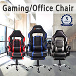 Pu Gaming Office Chair With Leg Rest 143 99 Delivered Gshopper Ebay Ozbargain