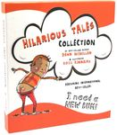 Hilarious Tales Collection 6 Book Pack – Featuring Best Seller 'I Need A New Bum! ' $12.99 + Shipping @ Mumzilla