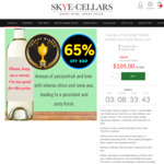 Trophy Winner Adelaide Hills Sauvignon Blanc for $105/Dozen ($8.75/Bottle) (RRP $300/Dozen) Delivered @ Skye Cellars
