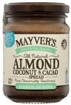 ½ Price - Mayver's Peanut Spread from $2.55 @ Coles