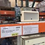 VQ Hepburn Mk II DAB Radio & Bluetooth Speaker $99 (RRP $269.99) @ Costco (Membership Required)