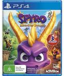 [PS4/XB1] Spyro Reignited Trilogy $39 @ JB Hi-Fi