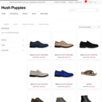 Men's BRACCO MT Shoes $40(Was$159.95), Women's Shoes Fr $40 & More, Buy 2x$40 via Code Only Pay $79.95 Shipped @ Hush Puppies