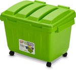 Grey/Blue/Green Kids Storage Dumpster - 80L $15 (Was $19) @ Bunnings