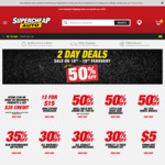 Receive $35 in Credit When You Spend $100 or More on Meguiar's Products @ Supercheap Auto