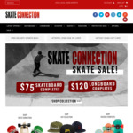 15% off Sitewide @ Skate Connection