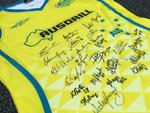 Win a Signed Hockeyroos Bodysuit from The Hockeyroos/Hockey One