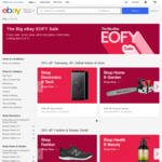 20% off 248 Sellers (Allphones, Appliance Central, Futu, Dell, HP, ShoppingSquare, Sydneytec & More) Max Discount $300 @ eBay AU