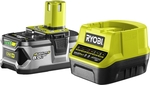 Ryobi 18V ONE+ 5.0Ah Battery and Charger Combo Kit $149 @ Bunnings
